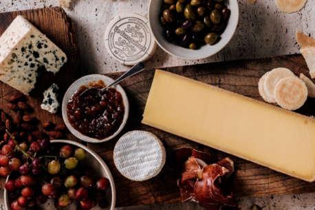 Cheese Board Will Studd