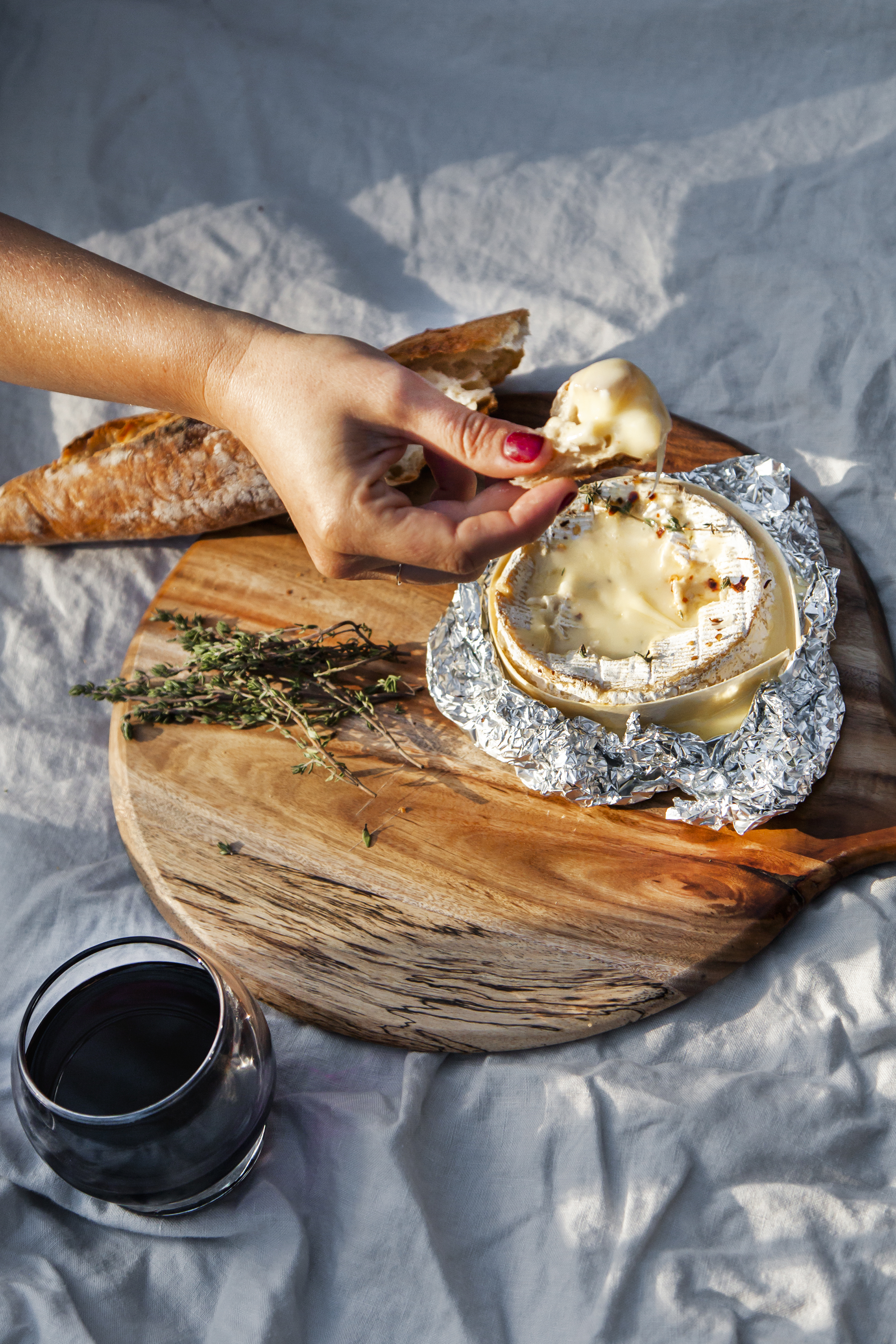 will studd le marquis baked brie
