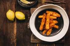 Halloumi Fries Will Studd